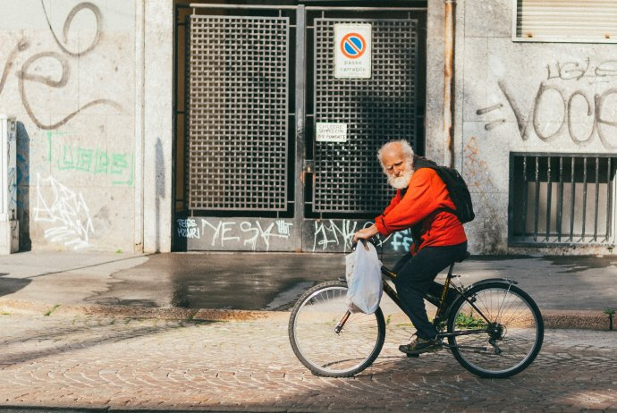 Zhlediska komfortu akvality života je alfou aomegou pravidelnost. Nárazové aktivity nejsou dobré, podotýká odbornice. Foto: Raoul Croes, Unsplash