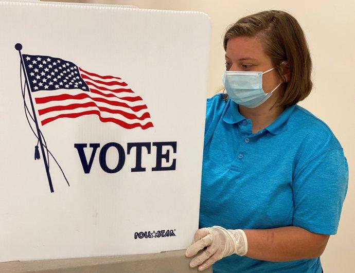 Volby budou na podzim provázet hygienická opatření. Foto:Národní garda