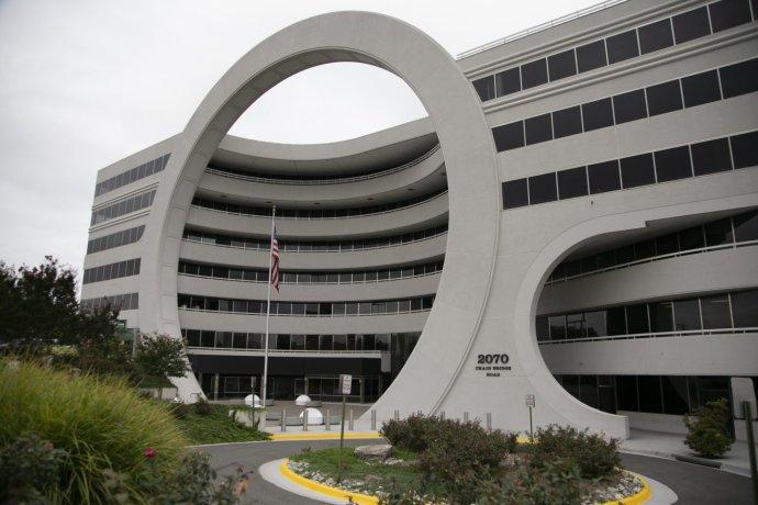 Budova FinCENu. Foto:ICIJ