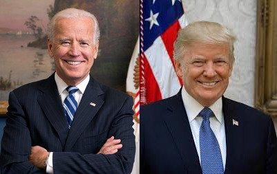 Joe Biden iDonald Trump dali po skončení voleb najevo, že věří ve své vítězství. Fotokoláž: Wikimedia Commons