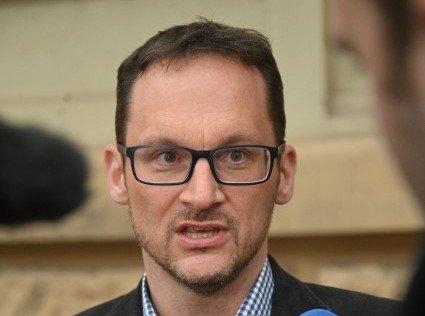 Státní zástupce Radek Mezlík, žalobce v kauze Stoka. Foto: ČTK