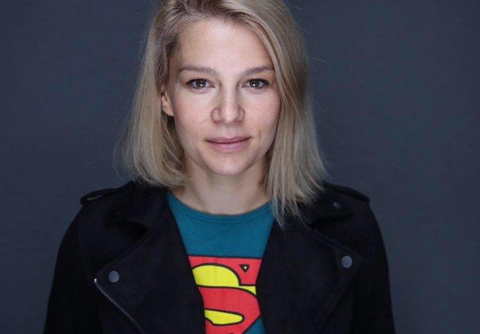 Veronika Munková, šéfredaktorka Telex.hu. Zdroj: Facebook Telex.hu