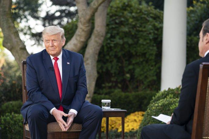 Od Donalda Trumpa se odvracejí jeho blízcí spolupracovníci. Je pravděpodobné, že vposledních dvou týdnech svého mandátu bude čím dál tím izolovanější. Foto:Bílý dům, Flickr