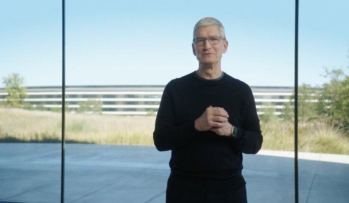 Šéf společnosti Apple Tim Cook. Foto:Apple