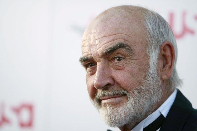 Herec Sean Connery. Foto:ČTK