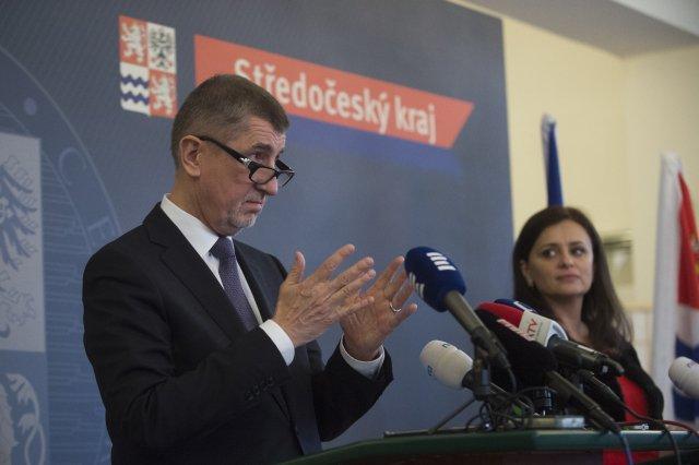 Kraj bývalé hejtmanky Jermanové zadal Babišově Mafře zakázku za téměř 18milionů korun. Foto:ČTK