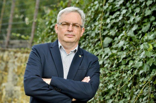 Senátor David Smoljak. Foto: ČTK