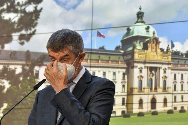 Premiér Andrej Babiš. Foto:Gabriel Kuchta, DeníkN