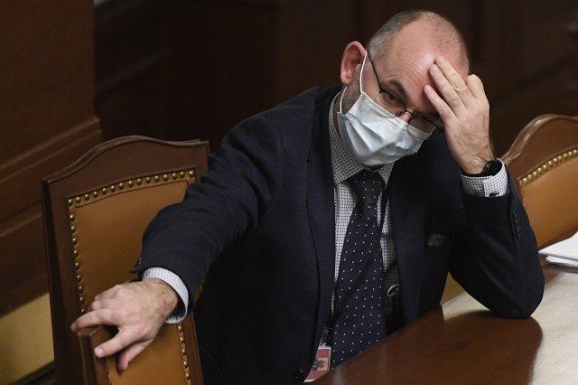 Ministr zdravotnictví Jan Blatný. Foto:Ondřej Deml, ČTK