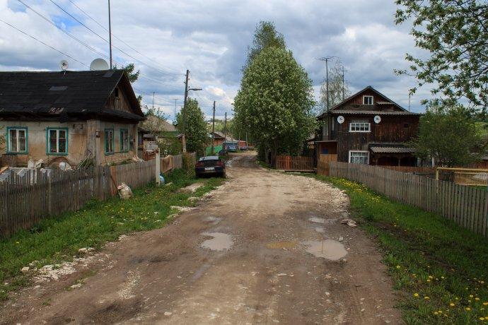 Ruská vesnice. Foto:Pxhere_