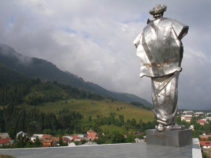 Testovalo se vJánošíkově kraji. Ion by se musel dostavit. Foto:Jozef Kotulič, Wikimedia Commons