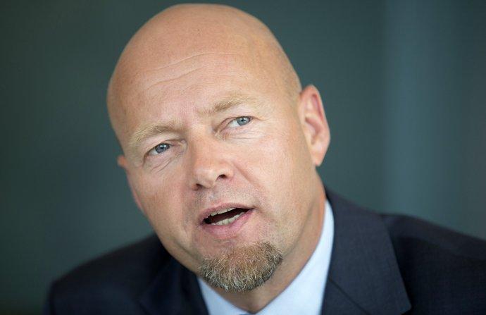 """""""Jako akcionáři máme nejen práva, ale ipovinnosti,"""" říká Yngve Slyngstad. Foto:Reuters"""