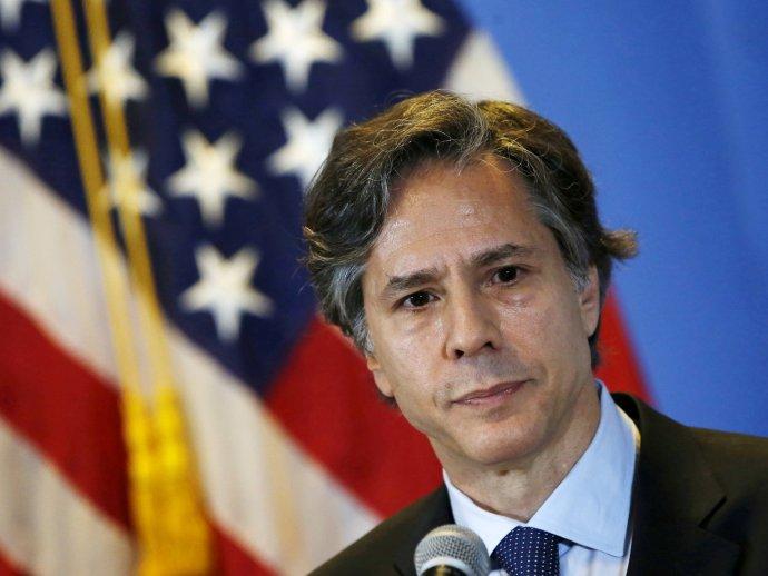 Americký ministr zahraničí Antony Blinken. Foto:Henry Romero, Reuters