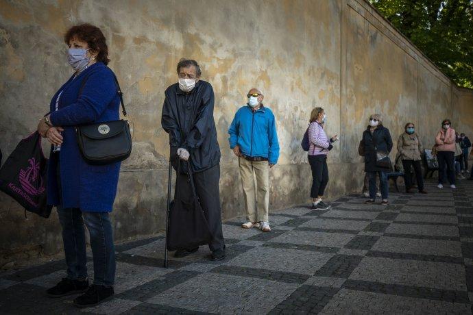 Koronavirus nám zjednotlivostí složil celek. Foto:Gabriel Kuchta, DeníkN