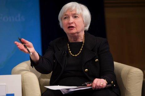 První ministryně financí vamerických dějinách: Janet Yellenová vyjednávala zUSA sministry financí ostatních zemí G7. Výsledkem je revoluční zdanění korporací. Foto:International Monetary Fund| FlickrCC BY-NC-ND 2.0