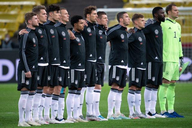 Německá fotbalová reprezentace patří dlouhodobě knejúspěšnějším národním týmům na světě. Foto:ČTK / Federico Gambarini, DPA