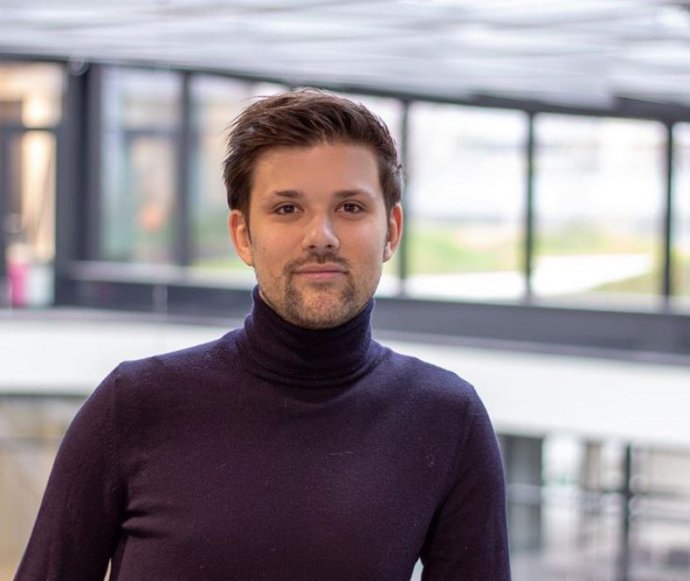 Bývalý novinář Filip Horký vede projekt FlashNews. Foto: Instagram.com/filiphorky