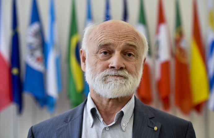 Historik aiberoamerikanista Josef Opatrný. Foto:ČTK