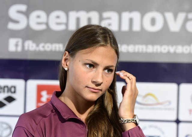 Barboru Seemanovou čekají příští rok už její druhé olympijské hry v kariéře. Foto: Roman Vondrouš, ČTK