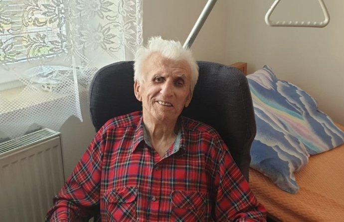 Dvaaosmdesátiletý Jaroslav Hervert zemřel na konci října. Foto: Veronika Dočkalová