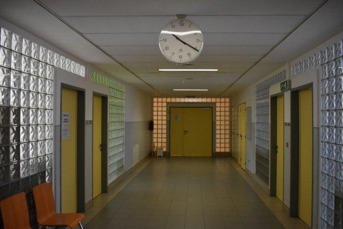 Sušická nemocnice. Foto: Michael Švec, Deník N