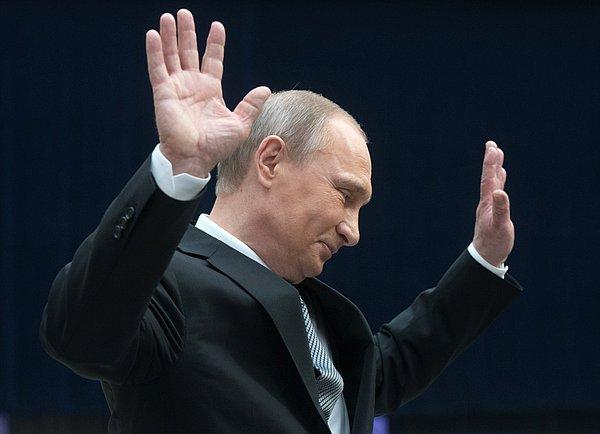 Tentokrát může být Vladimir Vladimirovič sotva spokojen. Foto:Kremlin.ru