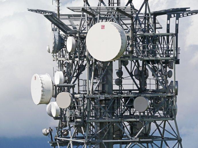Telekomunikace, ilustrační. Foto: Pixabay