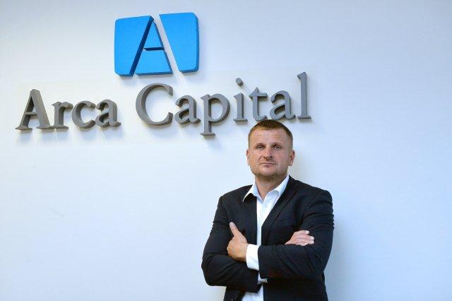 Slovenský miliardář Pavol Krúpa byl do roku 2018 spolumajitelem investiční skupiny Arca Capital. Poté zní odešel adnes je sní vnepřátelských vztazích. Foto:ČTK