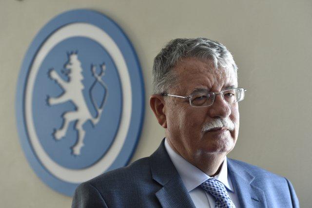 Bývalý šéf Národního úřadu pro kybernetickou ainformační bezpečnost (NÚKIB) Dušan Navrátil. Foto:ČTK