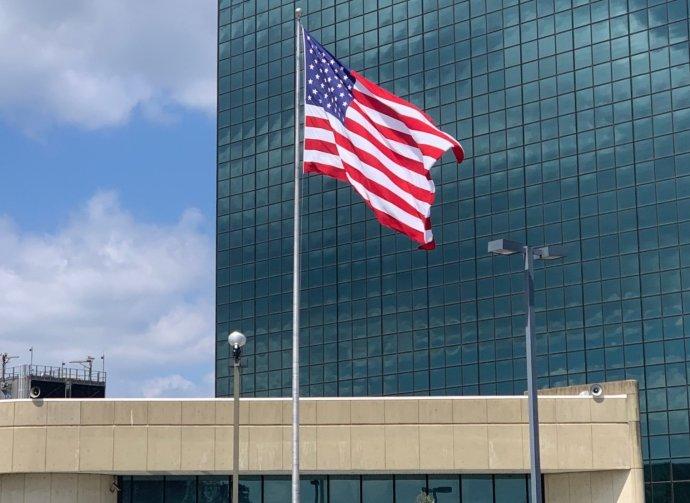 Sídlo NSA ve Fort Meade vamerickém Marylandu. Foto:NSA