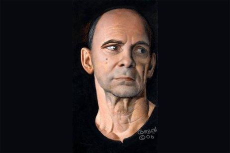 Richard Corben, autoportrét. Repro: Richard Corben.
