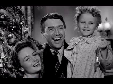 Záběr zfilmu Život je krásný, který vroce 1946natočil režisér Frank Capra.