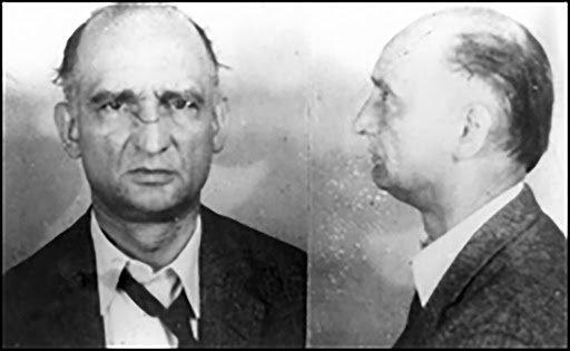 Sovětský špion Rudolf Abel. Foto:Wikimedia