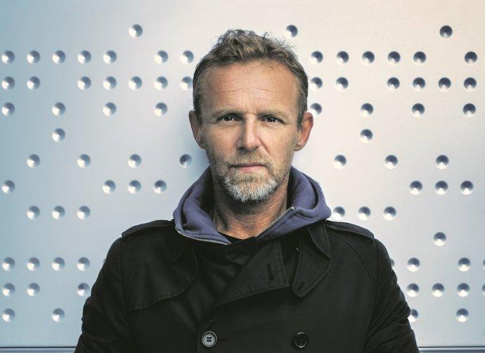 Jo Nesbø. Foto: Thron Ullberg