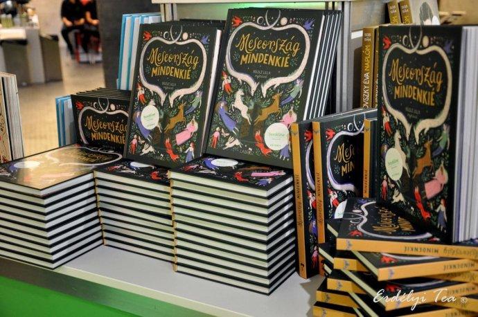 Maďarská kniha Pohádky pro každého (Meseország mindenkié) se dostala do střetu mezi vydavatelem avládou. Foto:Společnost Háttér