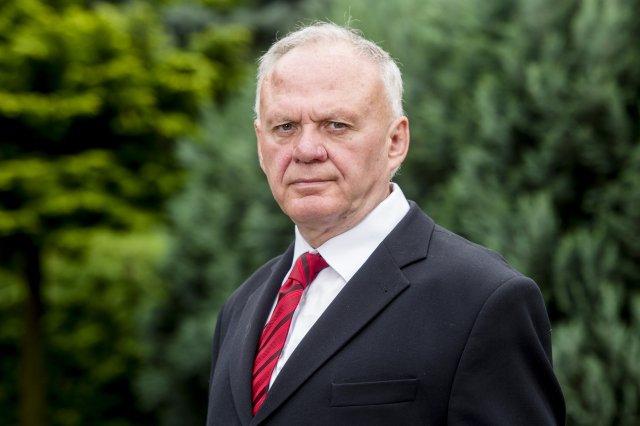 Poslanec SPD Zdeněk Podal neví, zda bude na kandidátce. Foto: David Taneček, ČTK