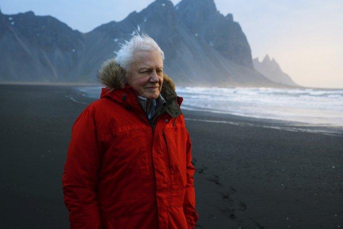 David Attenborough upozorňuje na to, co věda už dávno ví. Foto:ČTK