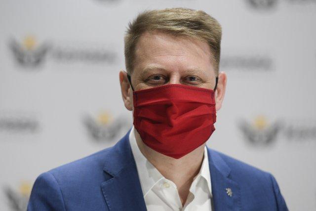 Prezident Svazu obchodu acestovního ruchu Tomáš Prouza. Foto:ČTK