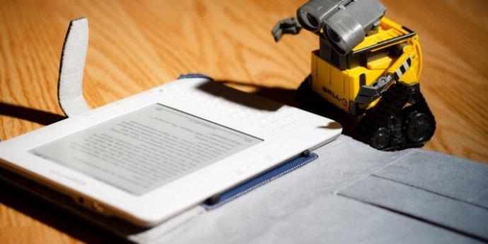 Číst už digitální systémy dokážou. Kdy začnou psát beletrii? Foto: Brian Matis, Flickr
