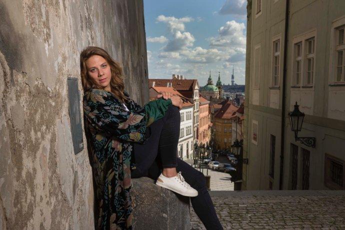 Aneta Langerová. Foto: Herbert Slavík