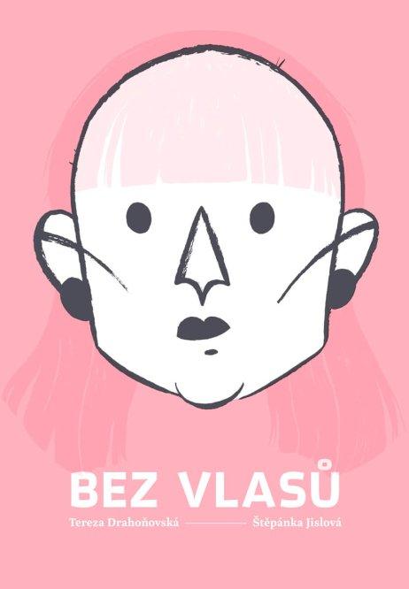 Autobiografický komiks Bez vlasů vydala Paseka. Repro: Paseka