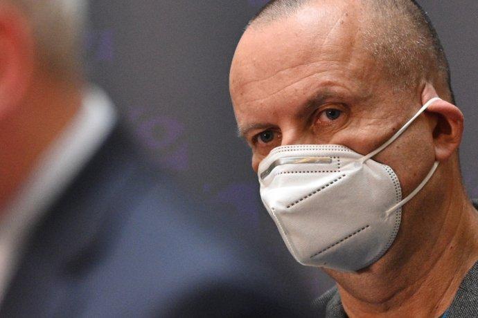 Bývalý náměstek ministra zdravotnictví Vladimír Černý. Foto:ČTK