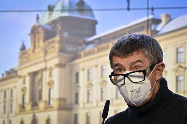 Premiér Andrej Babiš. Foto:ČTK
