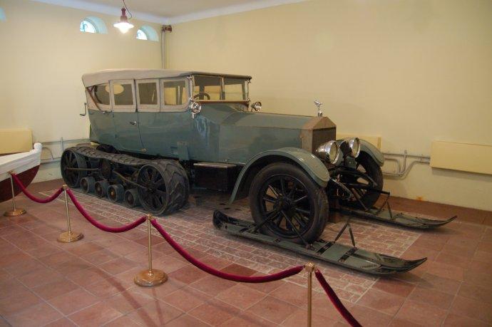 Leninův Rolls-Royce. Foto:Maarten from Netherlands, Wikimedia Commons CC BY 2.0