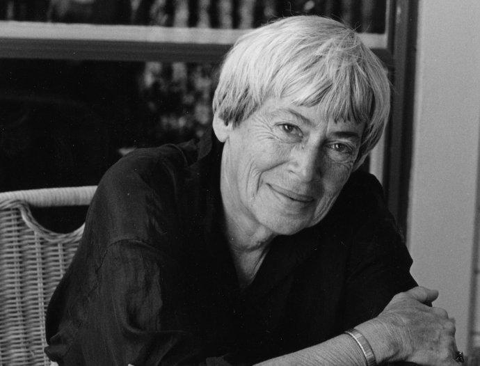 Ursula Le Guinová. Foto: Oregon University