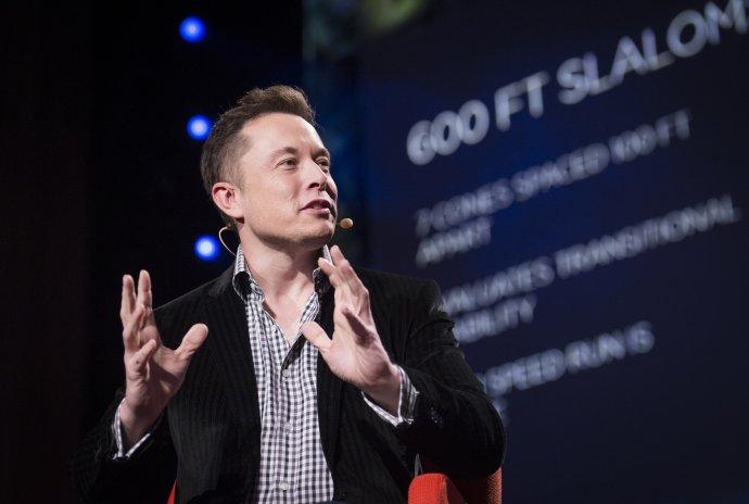 Zakladatel Tesly Elon Musk. Foto:James Duncan Davidson, CC BY-NC 3.0
