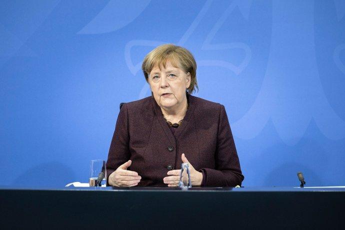 Na sledování německé kancléřky Angely Merkelové se podílely i dánské tajné služby. Foto:Bundesregierung/Bergmann