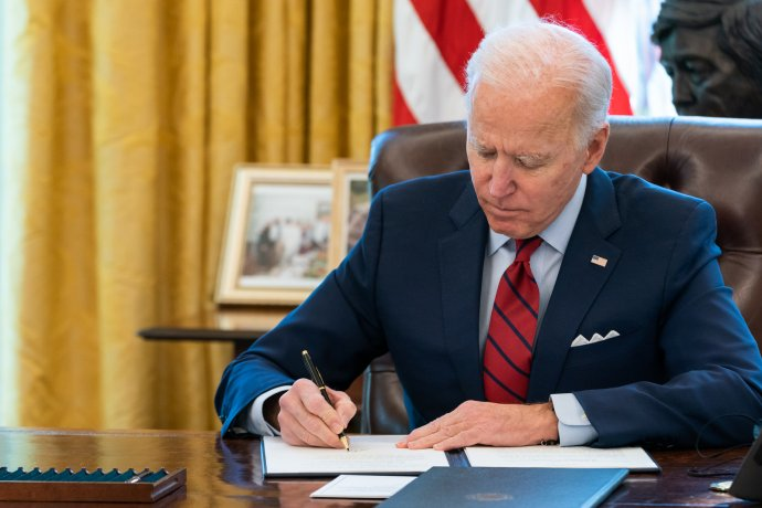 Prezident USA Joe Biden označil útoky střelců v zemi za epidemii. Foto:Adam Schultz, Bílý dům