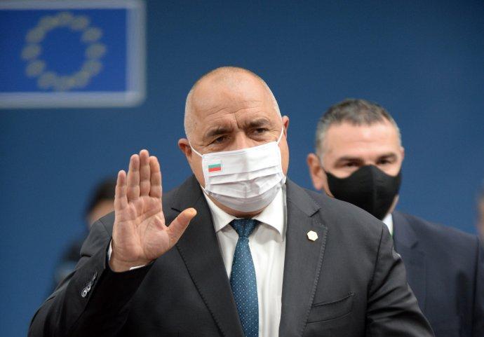 Bulharský premiér Bojko Borisov na summitu EU vBruselu vprosinci 2020. Foto:EU