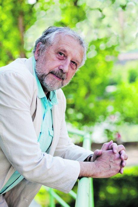Jan Vodňanský v roce 2011. Foto: Josef Horázný/Martin Štěrba, ČTK